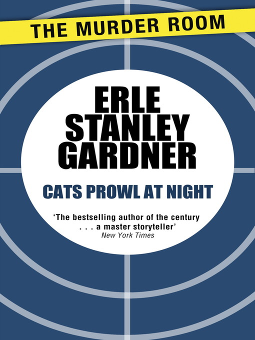 Cats Prowl at Night (eBook)