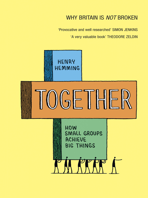 Together (eBook): How small groups achieve big things
