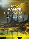 The Palace of Love (eBook)