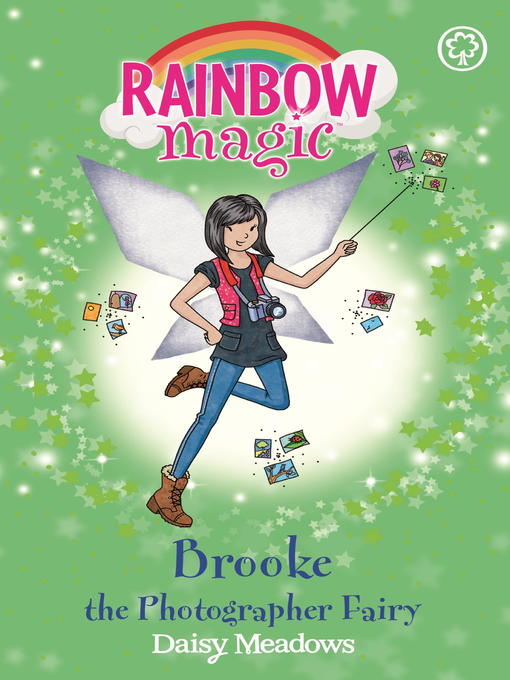 The Fashion Fairies: 125: Brooke the Photographer Fairy (eBook)