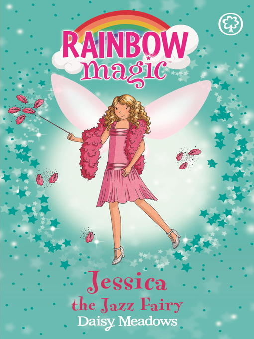 Jessica the Jazz Fairy (eBook): Rainbow Magic: The Dance Fairies Series, Book 5