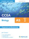 CCEA Biology AS Student Unit Guide (eBook): Unit 2 New Edition Organisms and Biodiversity ePub