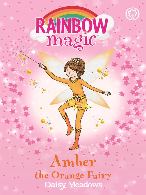 Amber the Orange Fairy (eBook): Rainbow Magic: The Rainbow Fairies Series, Book 2