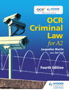 OCR Criminal Law for A2 (eBook)