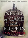 Night of Cake & Puppets (eBook)