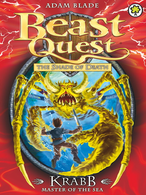 Krabb Master of the Sea (eBook): Beast Quest: The Shade of Death Series, Book 1