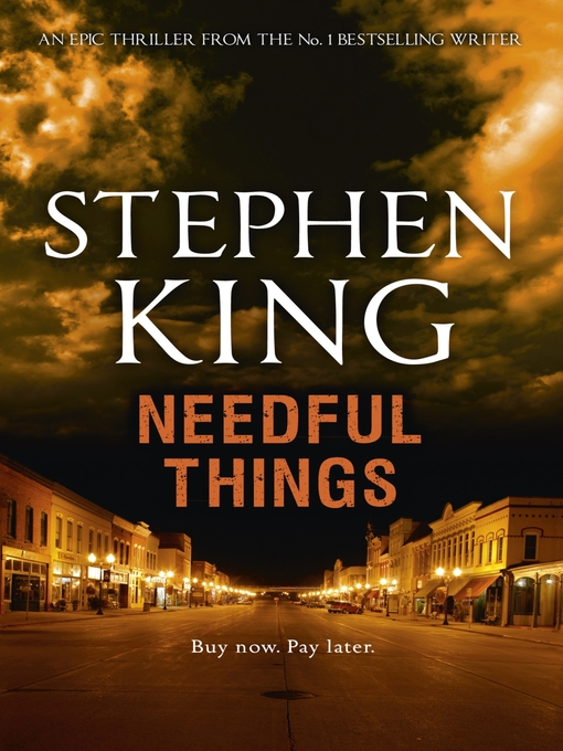 Needful Things (eBook)