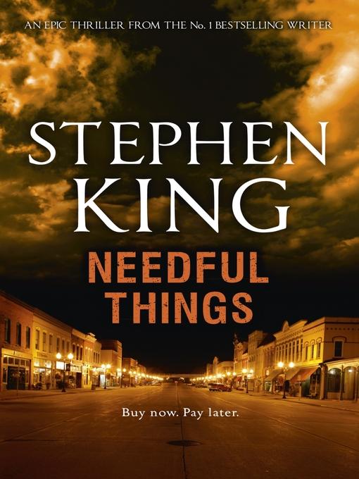 Needful Things (eBook)