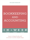 Bookkeeping and Accounting in a Week (eBook)