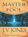 Master and Fool (eBook): Book 3 of the Book of Words