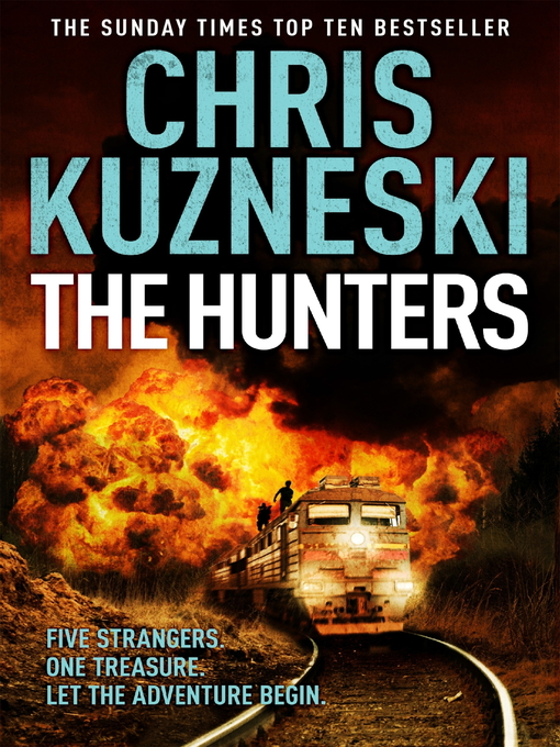 The Hunters (The Hunters 1) (eBook)