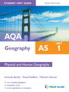 AQA AS Geography Student Unit Guide (eBook): Unit 1 Physical and Human Geography
