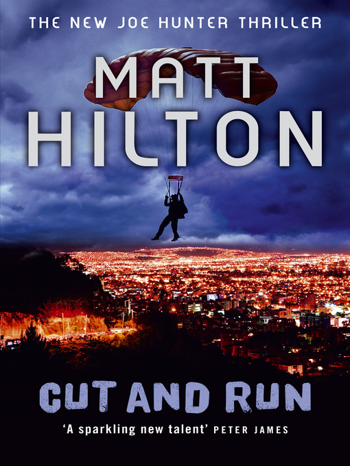 Cut and Run (eBook): Joe Hunter Thriller Series, Book 4
