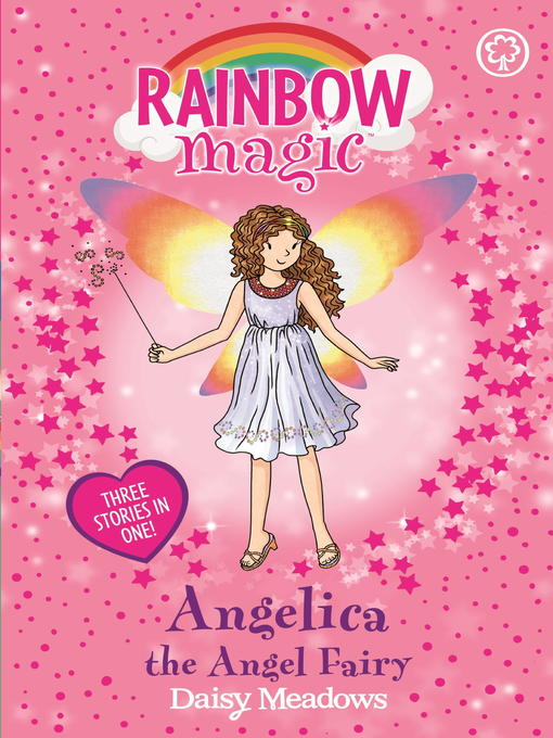 Angelica the Angel Fairy (eBook)