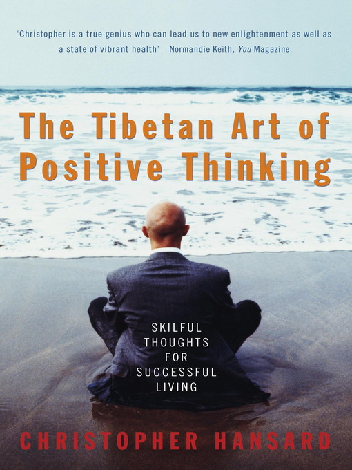 Tibetan Art of Positive Thinking (eBook)