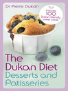The Dukan Diet Desserts and Patisseries (eBook)