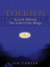 Tolkien (eBook): A Look Behind The Lord of the Rings