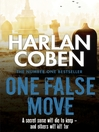 One False Move (eBook): Myron Bolitar Series, Book 5