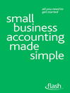 Small Business Accounting Made Simple (eBook)