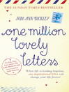 One Million Lovely Letters (eBook): When life is looking hopeless, one inspirational letter can change your life forever