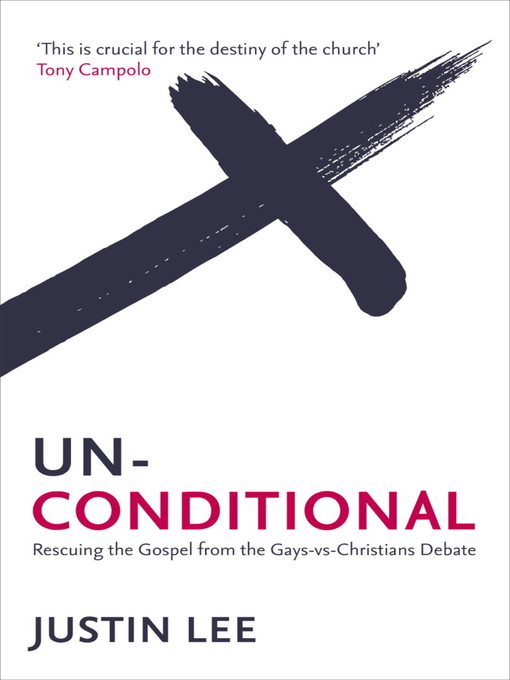 Unconditional (eBook): Rescuing the Gospel from the Gays-vs-Christians Debate