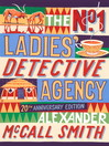 No. 1 Ladies' Detective Agency (eBook): The No. 1 Ladies' Detective Agency Series, Book 1