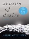 A Lesson of Intensity (eBook): Season of Desire Part 2