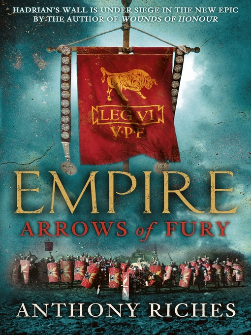 Arrows of Fury (eBook): Empire Series, Book 2