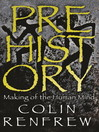 Prehistory (eBook): The Making Of The Human Mind