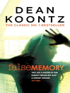 False Memory (eBook)