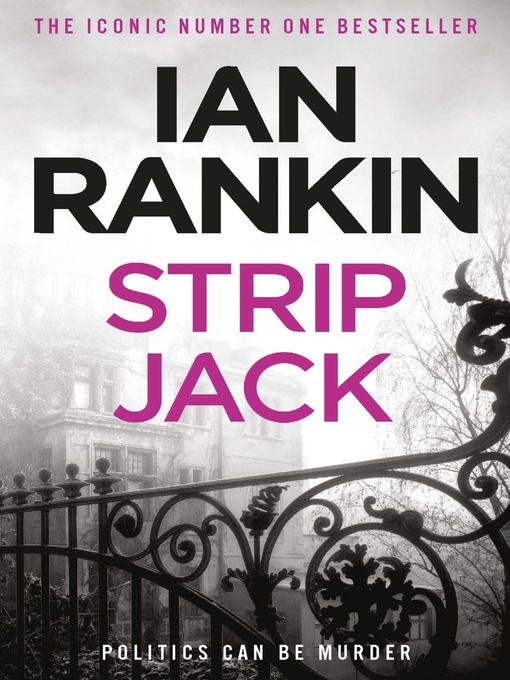 Strip Jack (eBook): Inspector Rebus Series, Book 4