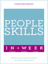 Successful People Skills in a Week (eBook)