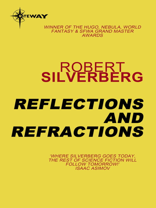Reflections and Refractions (eBook)