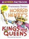 A Horrid Factbook (eBook): Kings and Queens