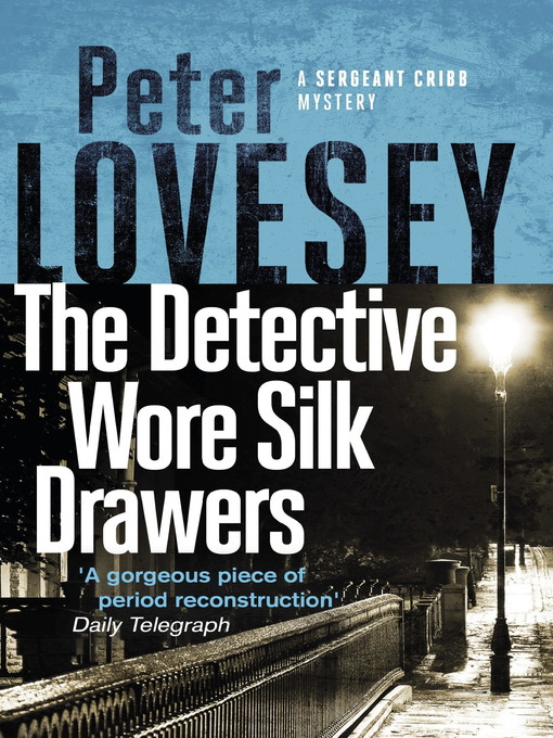 The Detective Wore Silk Drawers (eBook)