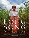The Long Song (eBook)