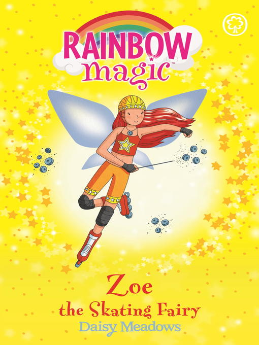 Zoe the Skating Fairy (eBook): Rainbow Magic: The Sporty Fairies Series, Book 3