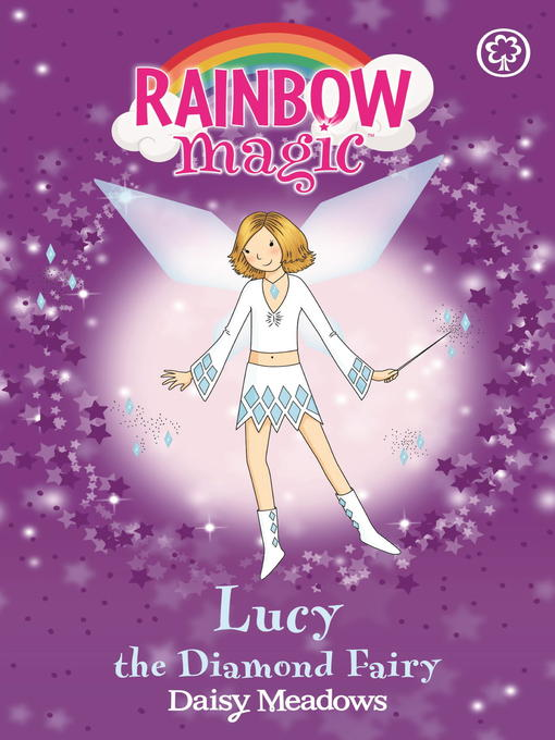 Lucy the Diamond Fairy (eBook): Rainbow Magic: The Jewel Fairies Series, Book 7