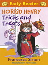 Horrid Henry Tricks and Treats (eBook)