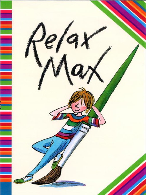 Relax Max (eBook)