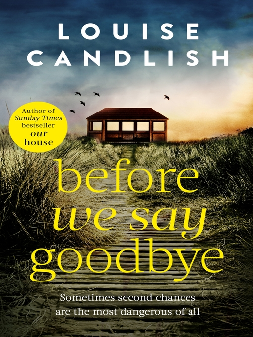 Before We Say Goodbye (eBook)