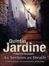 As Serious As Death (eBook): Primavera Blackstone Series, Book 5