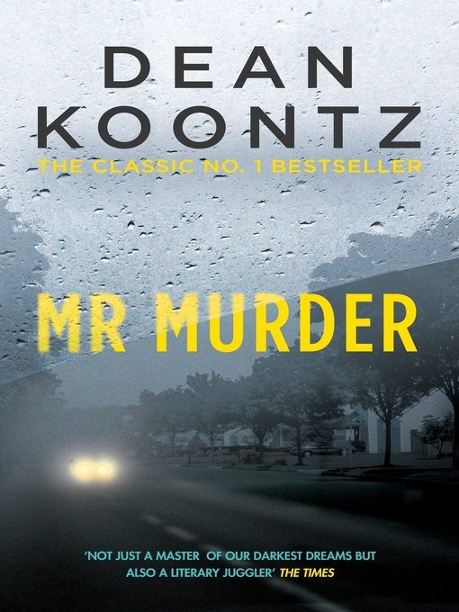 Mr Murder (eBook)