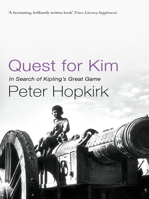 Quest for Kim (eBook)