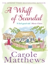 A Whiff of Scandal (eBook)