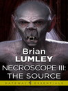 The Source (eBook): Necroscope Series, Book 3