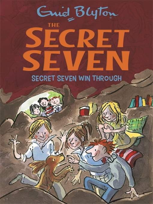 Win Through (eBook): Secret Seven Series, Book 7