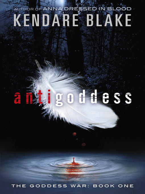 Antigoddess (eBook)