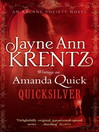Quicksilver (eBook): Arcane Society: The Looking Glass Trilogy, Book 2