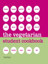 Vegetarian Student Cookbook (eBook)
